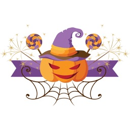 TrickTreatMoji Halloween Emoji Stickers iMessage