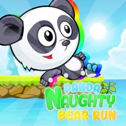 Panda Naughty Bear Run
