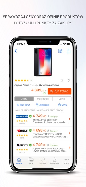 Ceneo – zakupy i promocje Screenshot