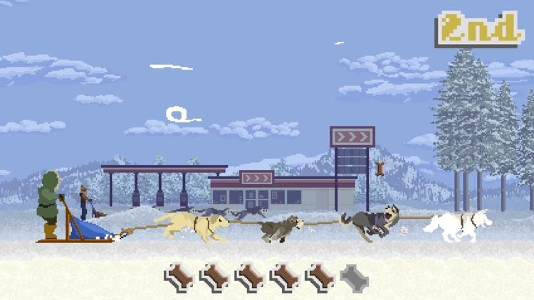 Dog Sled Saga screenshot-0