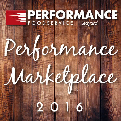 Performance Marketplace 2016