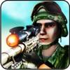 一线柜台作战的士兵:射击游戏