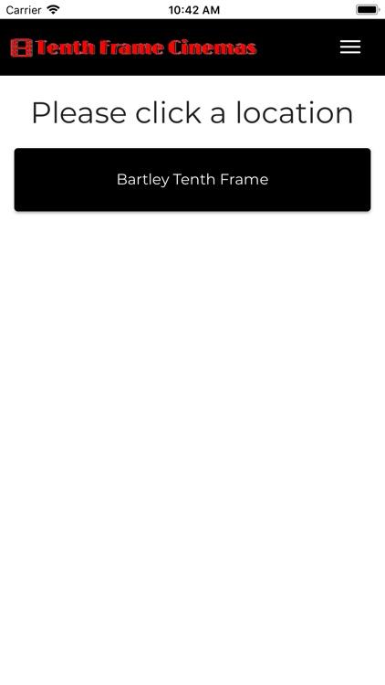 Tenth Frame Cinema by Retriever Software Inc