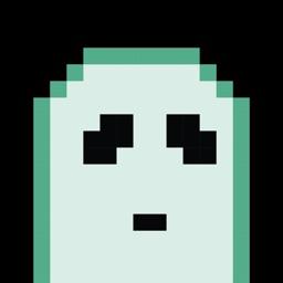 Tiny Ghost Emoji