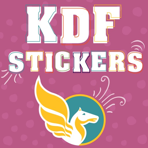 KDF Stickers