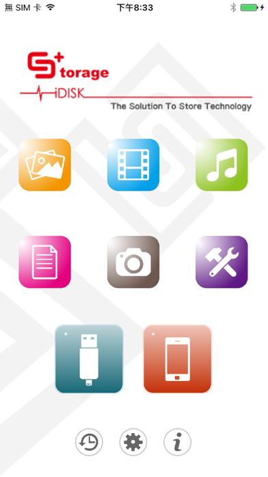 Storage+ iDisk