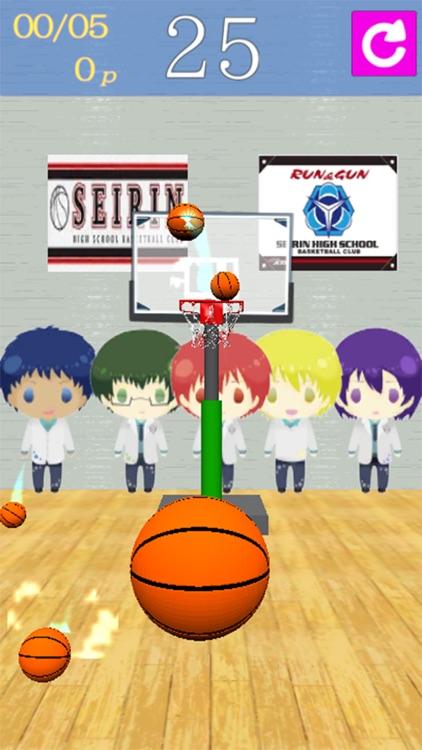 basketball shoot for kuroko
