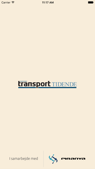 点击获取Transport Tidende