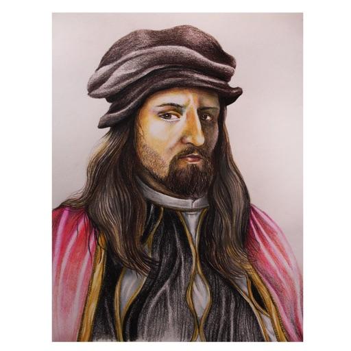 Leonardo da Vinci Artworks