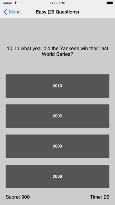Ultimate Yankees Triviaのおすすめ画像3
