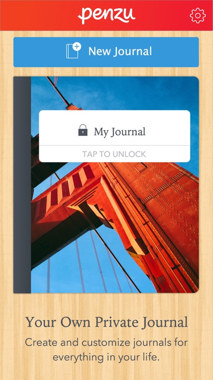 Penzu Free Diary & Private Journal