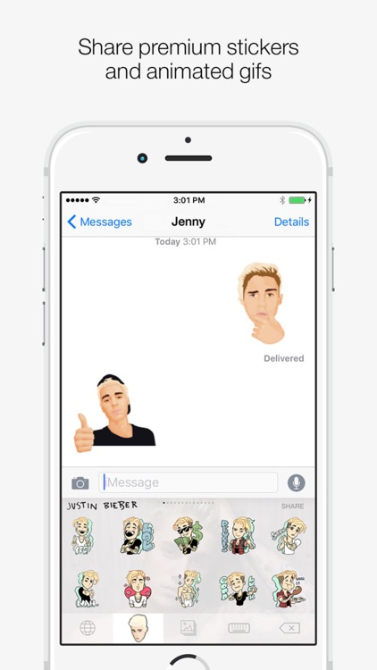 Justmoji screenshot-1