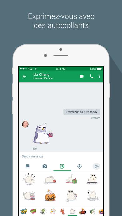 Screenshot for Hangouts in Lebanon App Store