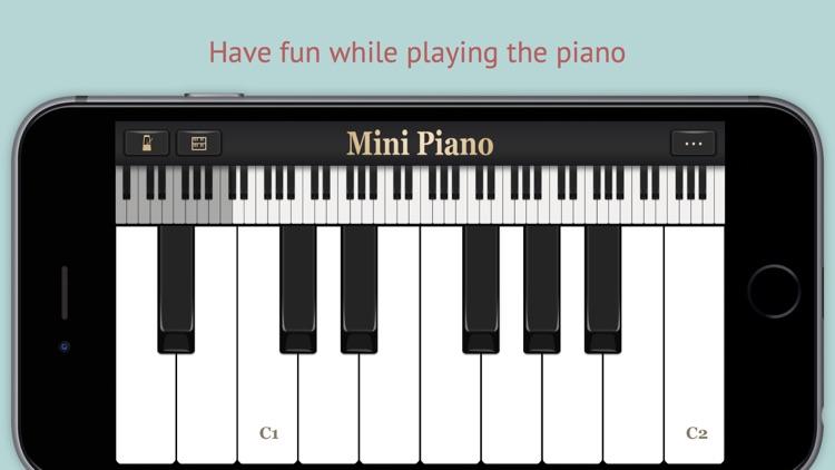 Mini Piano Pro – Analog Piano,Play at everwhere