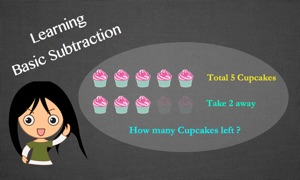 Learning Basic Subtraction for Kids