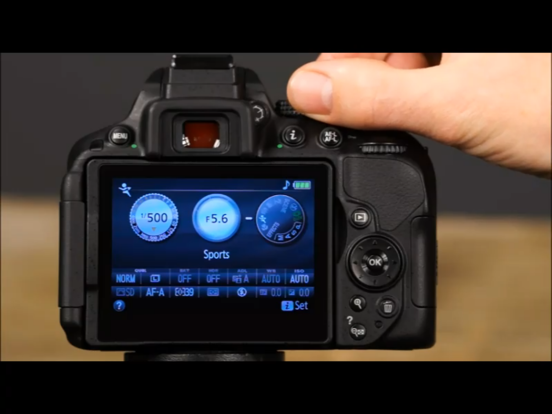 Nikon D5300 from QuickPro   App Price Drops