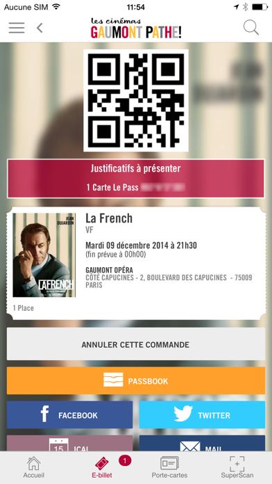 download Les cinémas Gaumont Pathé apps 3