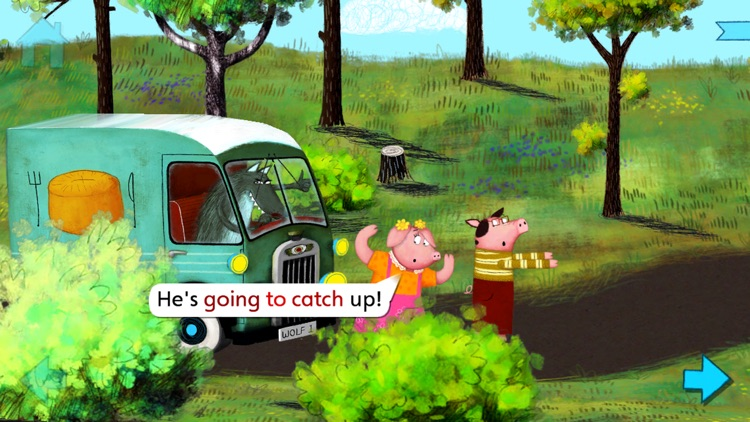 The Three Little Pigs by Nosy Crow
