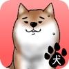 校庭に犬w - iPadアプリ