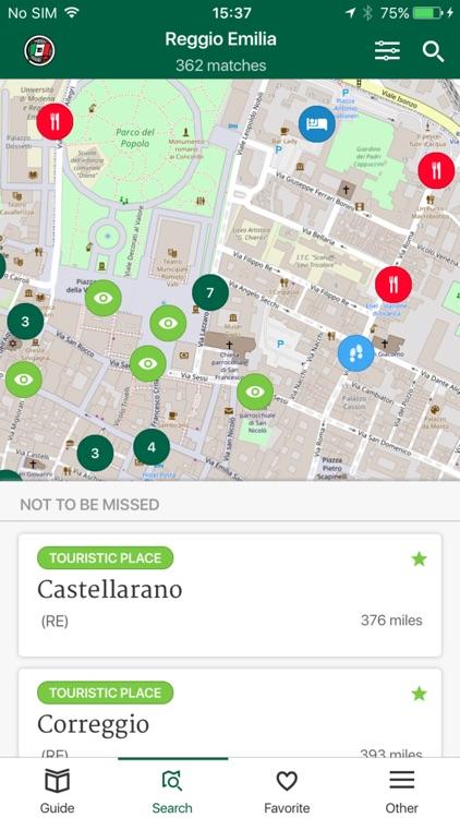 Reggio Emilia Guida Touring screenshot-4