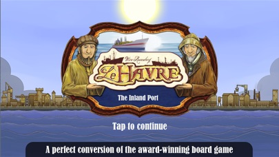 Le Havre: The Inland Port screenshot 1