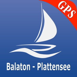 Lake Balaton Nautical Charts