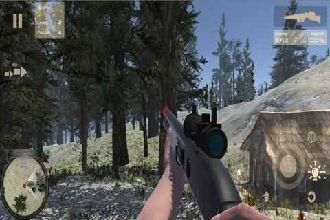 Bear Forest Hunting Patrol - náhled