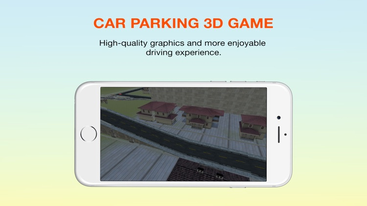 Car Parking 3D Simulation