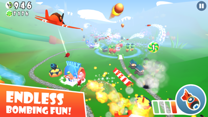 Toy Bomber: Endless Bombing Game!-1