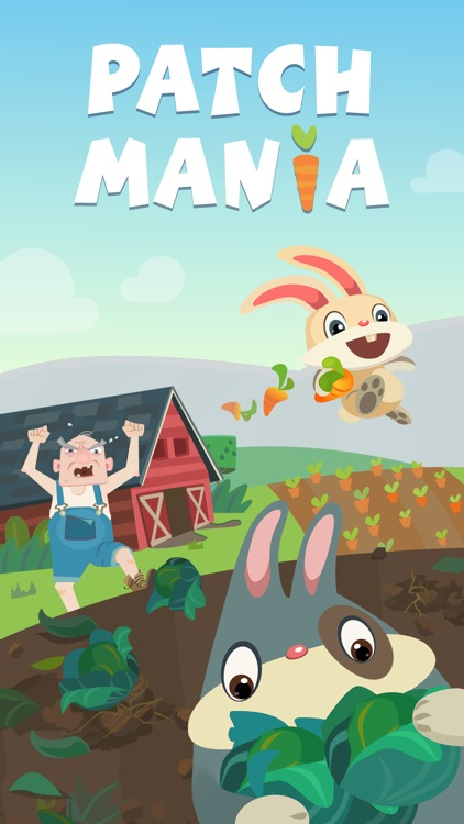 Patchmania - A Puzzle About Bunny Revenge! screenshot-4