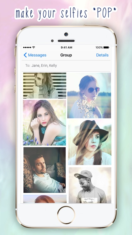 Stickagram Official for iMessage: Photo Filters