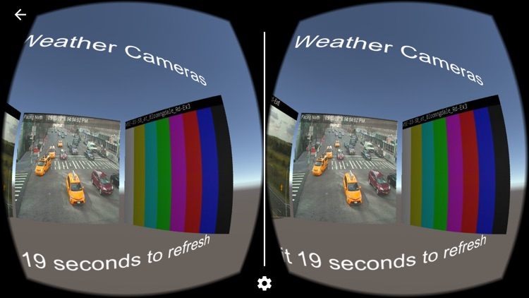 Weather Camera VR