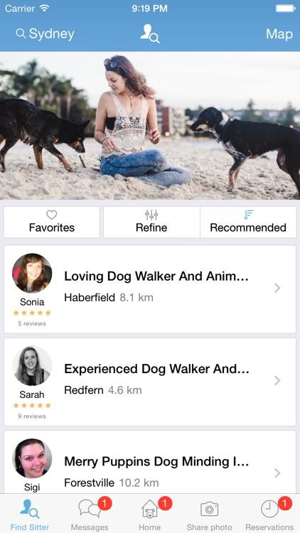 Pawshake - dog boarding, pet sitting, dog walking