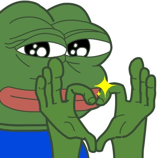 快乐的悲伤蛙