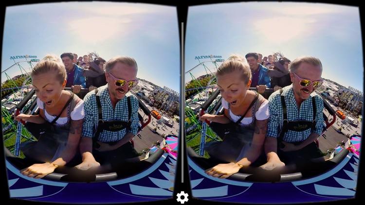 VR Oktoberfest Techno Power & Roller Coaster Ride screenshot-3