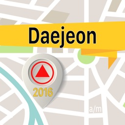 Daejeon Offline Map Navigator and Guide
