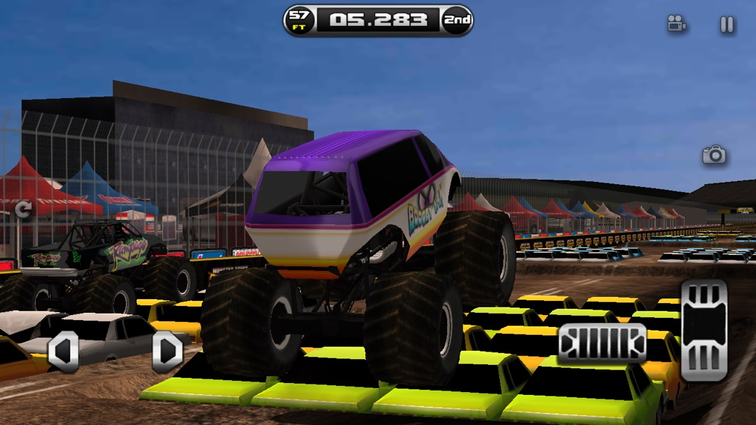Monster Truck Destruction™ - Tips for Android & iOS Game
