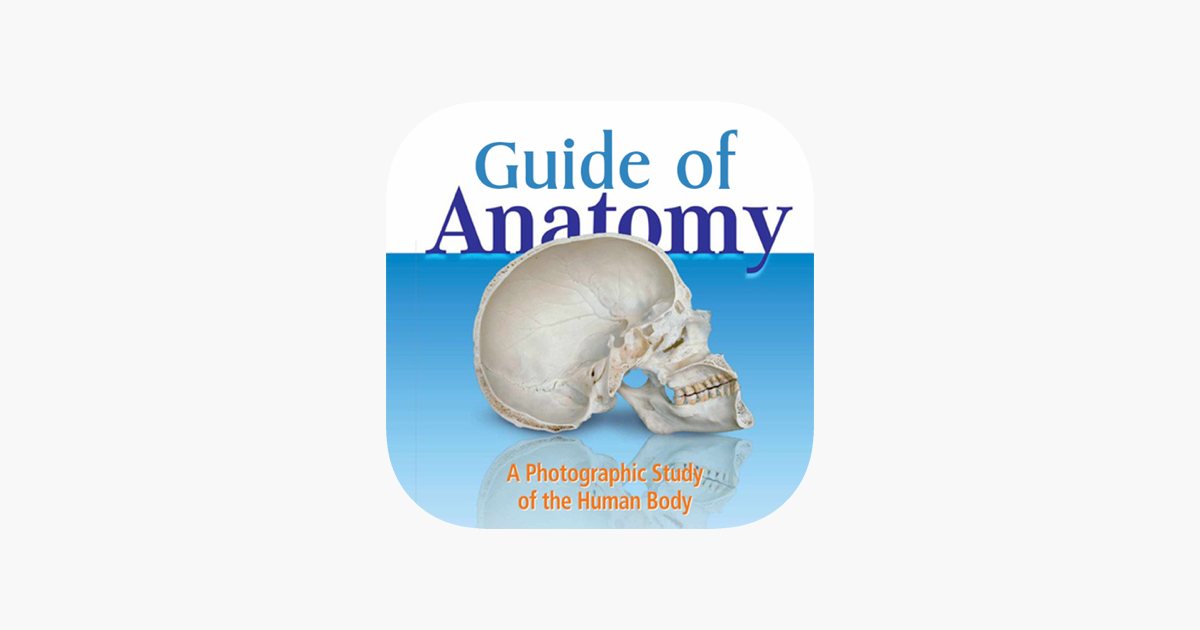 Anatomy Guide (Pocket Book) on the App Store