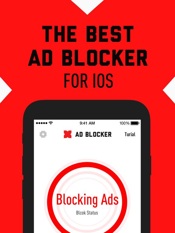Ad Blocker - Block Ads & Save Data Usage for Free   App