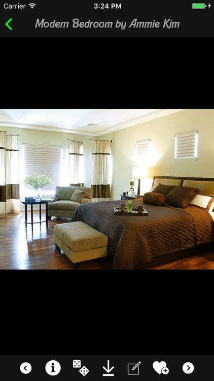 Bedroom Design Inspiration screenshot-3