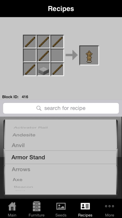 Guidecraft - Furniture, Guides, + for Minecraft screenshot-3