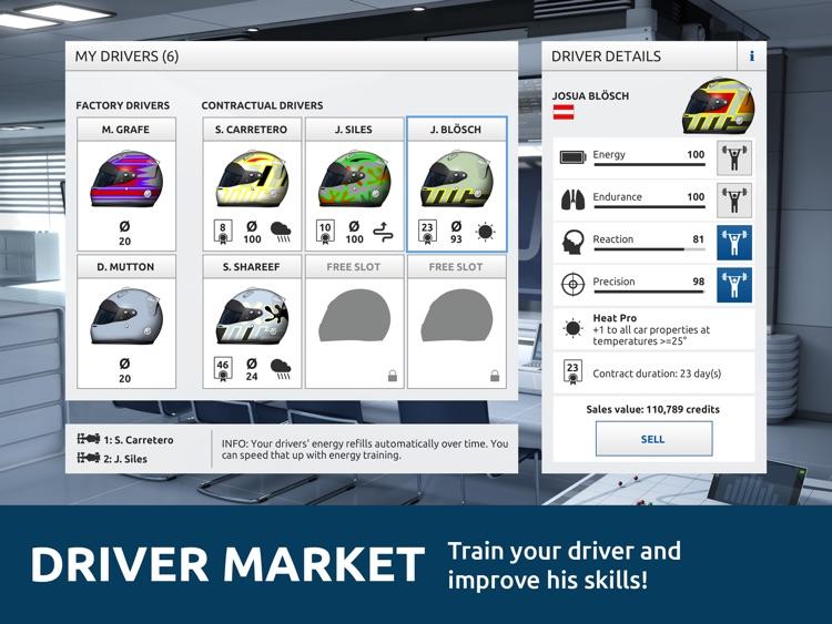 UnitedGP - The ultimate racing manager screenshot-4