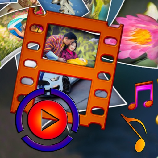 Photo Slide Show & Video Maker - Create Photo SlideShow iOS