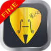 Fine Violin Tuner - Precise and Chromatic