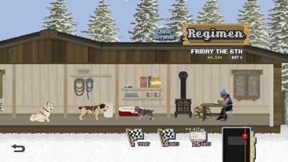 Screenshot #8 for Dog Sled Saga