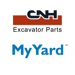 CNH Excavators™ powered by Partstore
