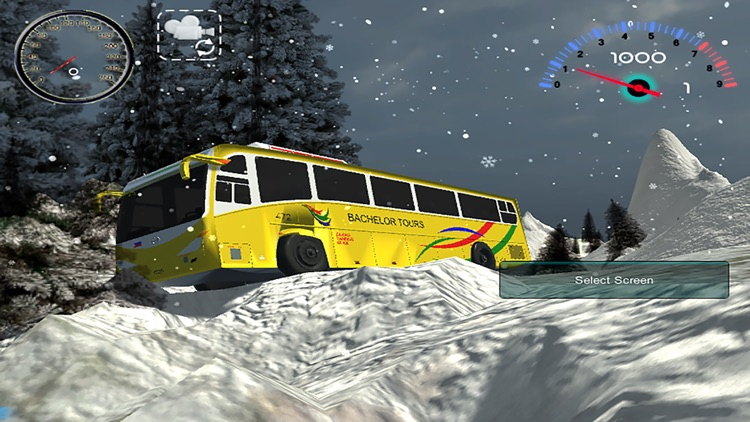 Extreme Bus Simulator screenshot-3