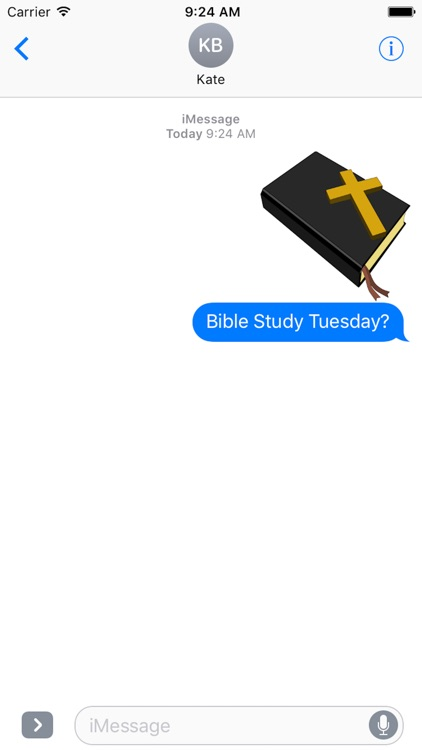 Christian - Daily Christian Stickers