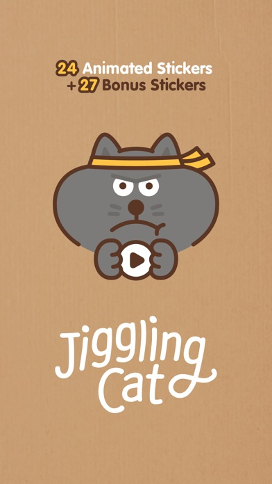 Jiggling Catのおすすめ画像1