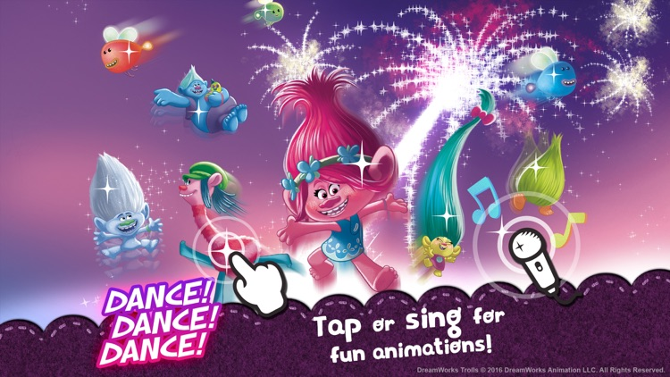 Trolls: Poppy's Party - Read and Sing-Along Book screenshot-3